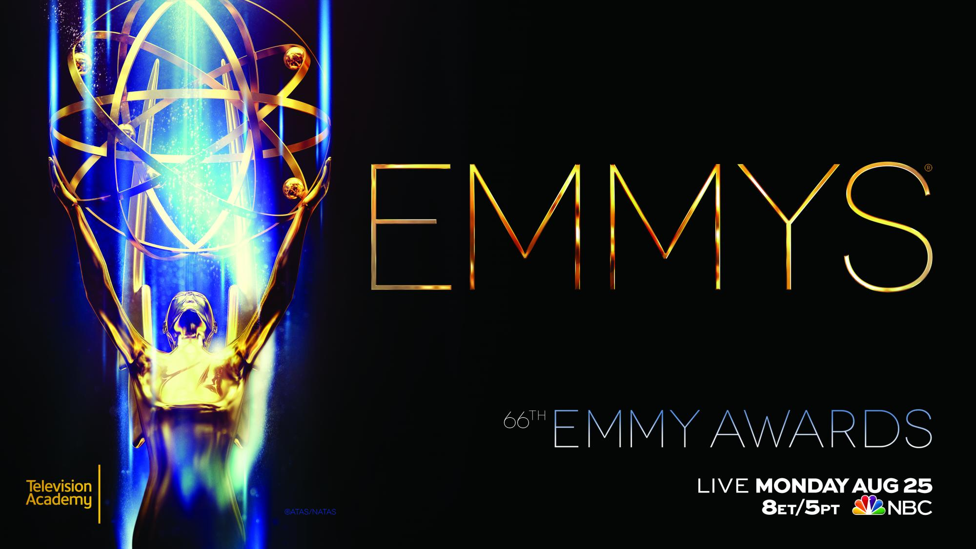 66th Primetime Emmy nominees