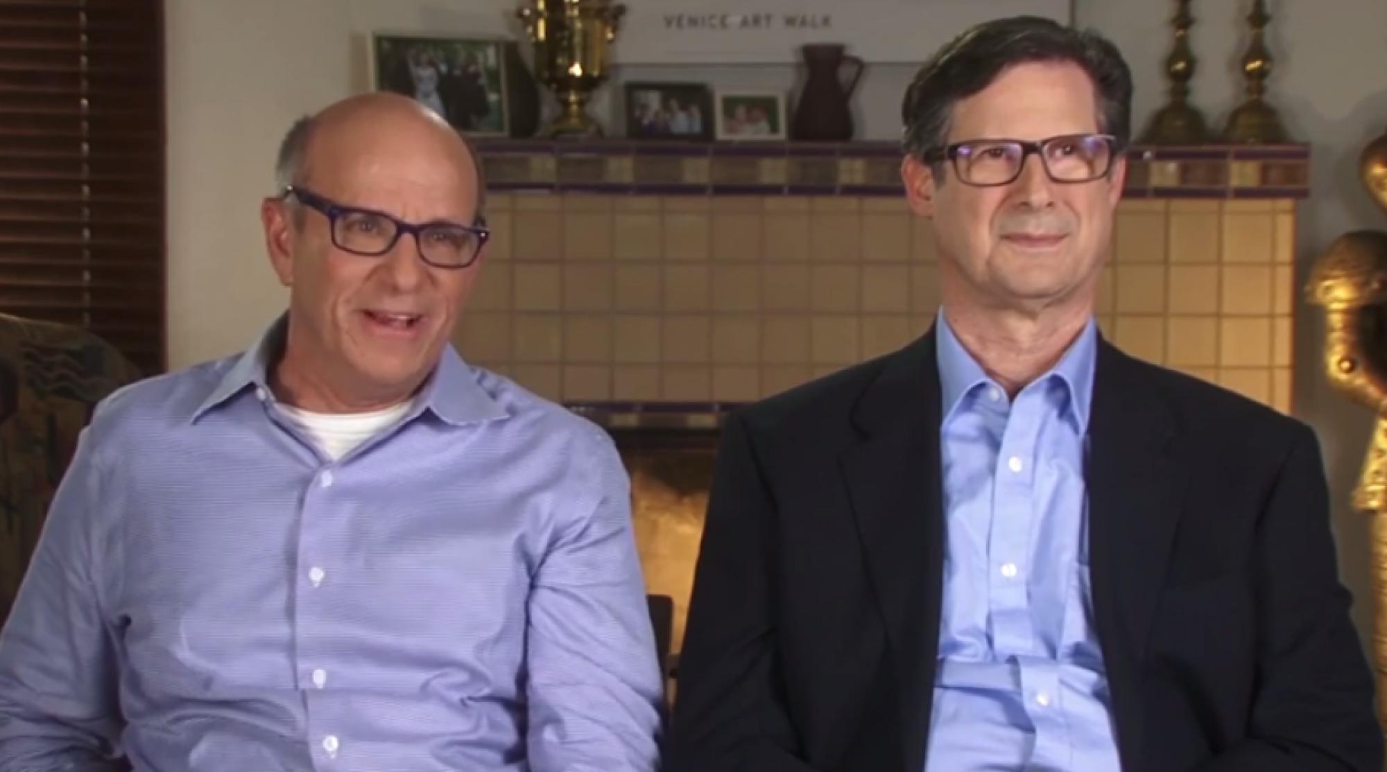 Ken Levine and David Isaacs