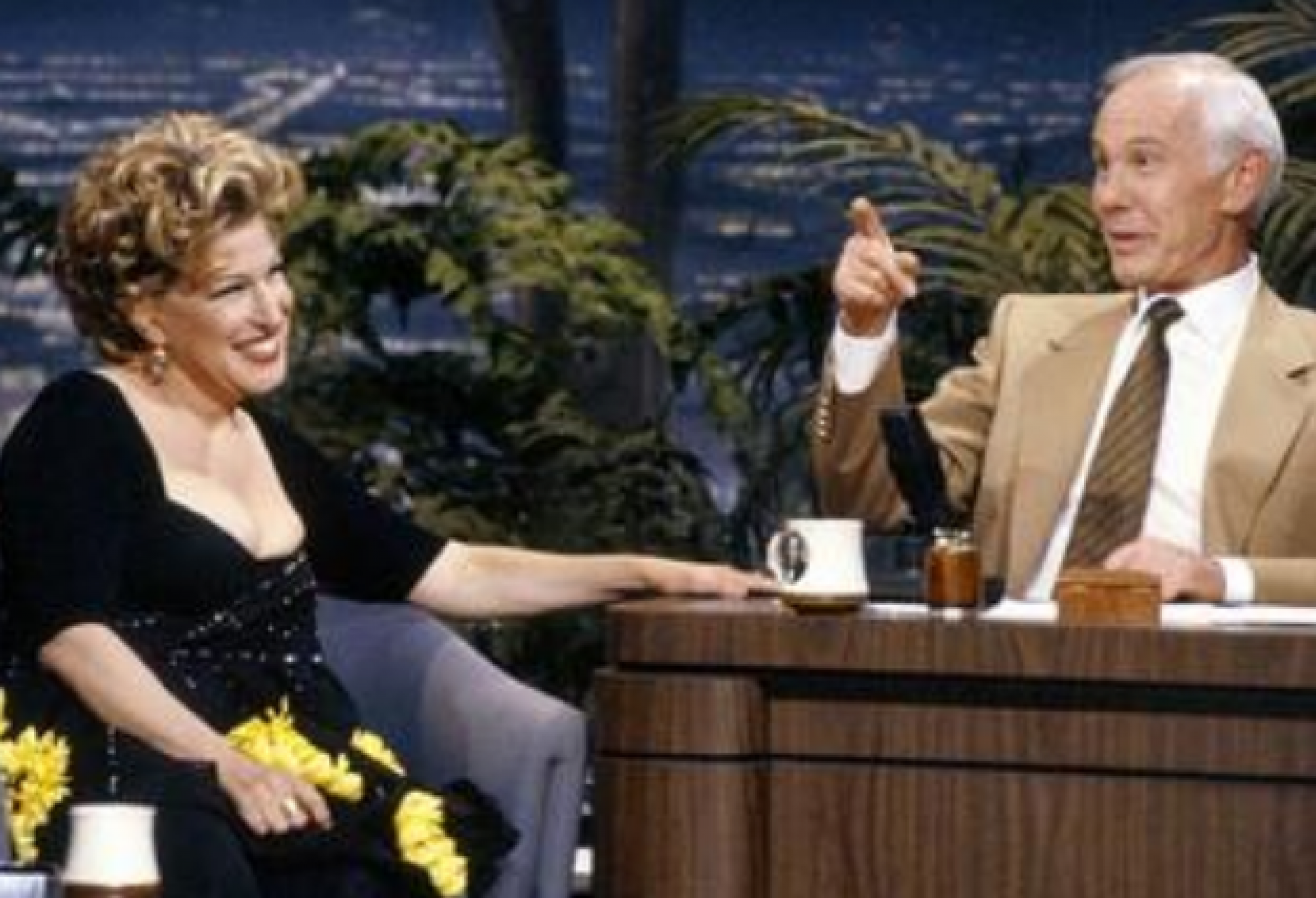 The Tonight Show with Johnny Carson